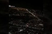 انداختن لیزر در چشمان خلبانان فرودگاه های مشهد