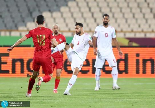محمدحسین کنعانی زادگان احمد نوراللهی ایران سوریه مقدماتی جام جهانی 2022