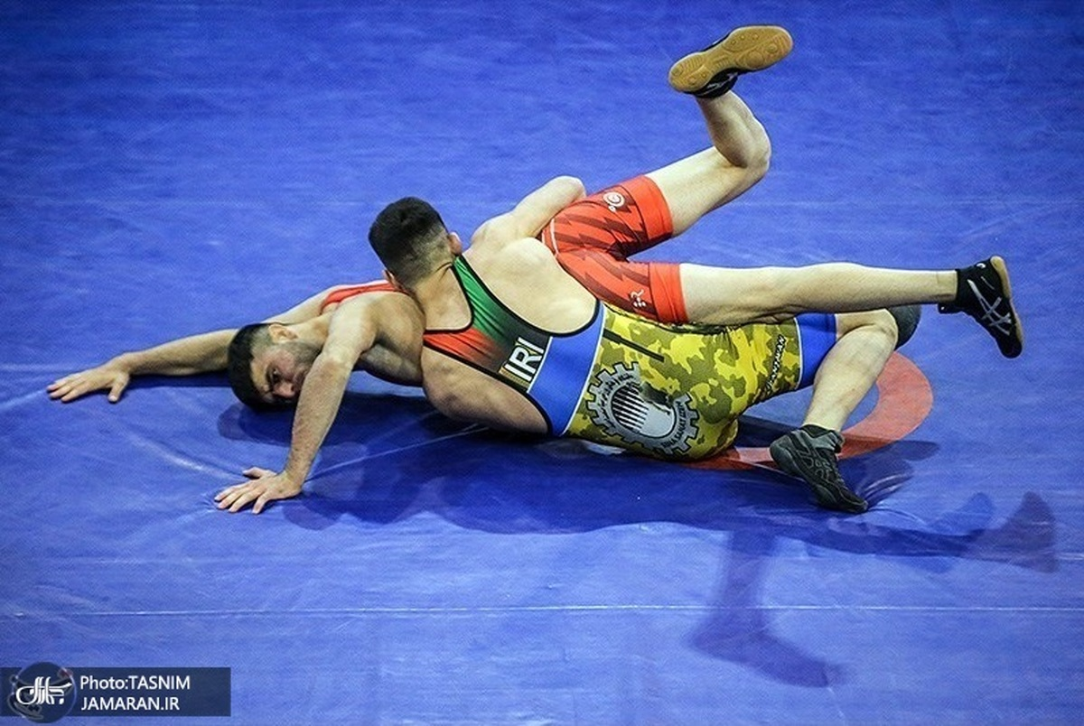 تیم ملی کشتی فرنگی با کسب 7 مدال سوم شد