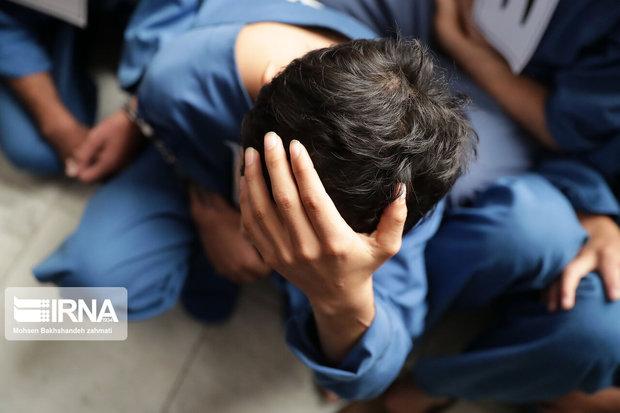 ۴ سارق حرفه ای منزل در ماکو دستگیر شدند