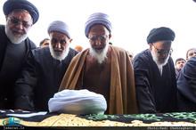 مرحوم حجت الاسلام والمسلمین شهیدی محلاتی(ره) به روایت تصویر