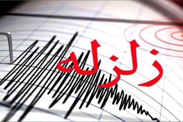 زلزله بوموسی  خسارتی نداشت