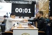 واکنش قهرمان شطرنج جهان به دیدار جنجالی برابر فیروزجا/ کارلسن: به مساوی هم راضی بودم!