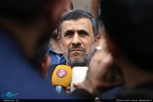 احمدینژاد در راه احمد شهید؟