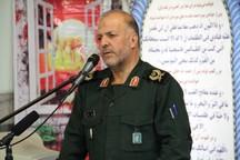 سپاه اصفهان یکصد برنامه در دهه فجر امسال برگزار می کند