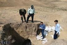 دستگیری 6 حفار غیرمجاز آثار باستانی در استان اردبیل