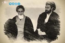 چون پروانه گرد وجود پدر؛ سید احمد خمینی و تبیین اندیشه امام خمینی