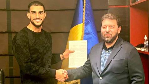 شهاب زاهدی با عقد قراردادی 4 ساله به زوریا پیوست+عکس