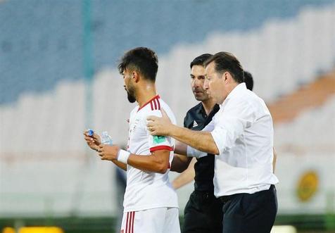 ویلموتس: بازی تیم ملی با کره جنوبی مانند دیدار شالکه - دورتموند بود
