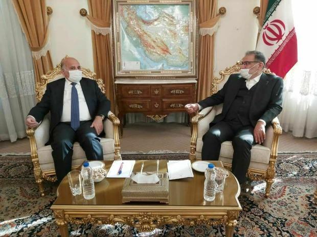 شمخانی در دیدار وزیر خارجه عراق: آمران ترور شهید سلیمانی باید به اشد مجازات برسند