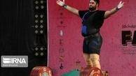قهرمان سنگین وزن جام فجر: به کسب سهمیه المپیک نزدیک شدم
