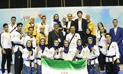 پومسهروهای ایرانی نایب قهرمان آسیا شدند