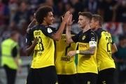 صعود دورتموند در جام حذفی آلمان با درخشش رویس و آلکاسر