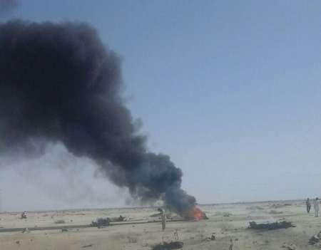 وقوع انفجار تروریستی در کورین سیستان و بلوچستان