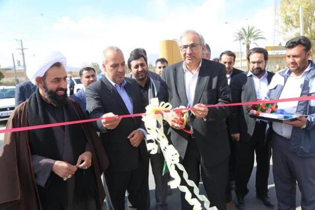 بیش از 29میلیارد ریال طرح در راور استان کرمان افتتاح شد