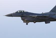 سقوط و انهدام یک جنگنده اف16 آمریکا در ایالت نیومکزیکو