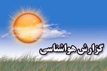 وزش بادهای گرم و مرطوب جنوبی در مناطق ساحلی استان بوشهر