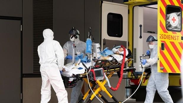 تعداد جان باختگان کرونا در ایتالیا 8165 و مبتلایان 80539 نفر رسید