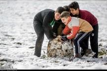 یخبندان، مدارس برخی شهرهای استان کرمانشاه را به تعطیلی کشاند