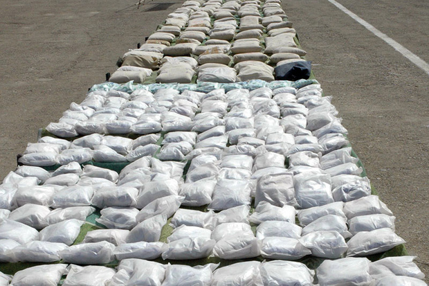 339 کیلوگرم مواد مخدر در یزد کشف شد