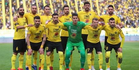 دیدار دوستانه سپاهان با تیم لیگ برتری ترکیه