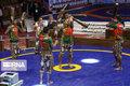 ایران، قهرمان رقابتهای زورخانهای میل و چرخ تیز جهان