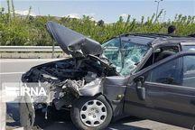 تصادفات استان قزوین ۲۲ درصد کاهش یافته است
