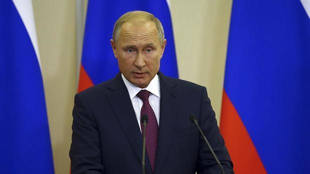 پوتین: وضعیت سوریه تثبیت شده است/ روابط روسیه و اسرائیل روزبروز بهتر می شود