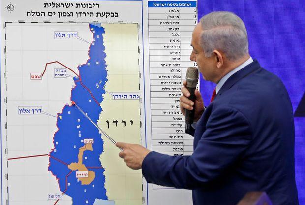 طرح الحاق کرانه باختری توسط رژیم صهیونیستی فردا به اجرا در نمی آید