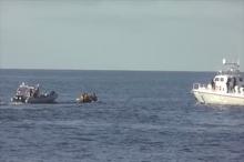 رفتار غیرانسانی گارد ساحلی یونان با پناهجویان