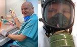 محقق روس برای دومین بار خود را به ویروس کرونا آلوده کرد