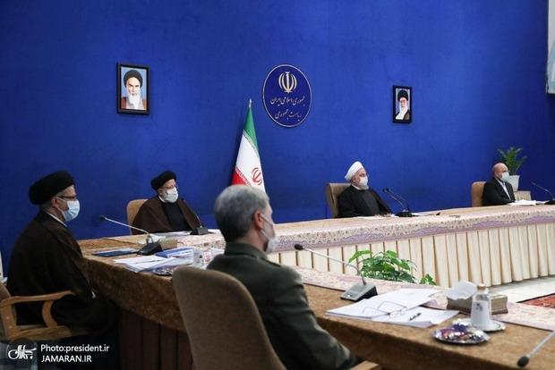 روحانی: متکی بودن بر اصول اخلاقی و اسلامی از ویژگی های دکترین دفاعی ایران است
