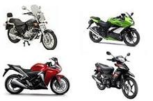 قیمت انواع موتورسیکلت در بازار + جدول / 10 آبان 99