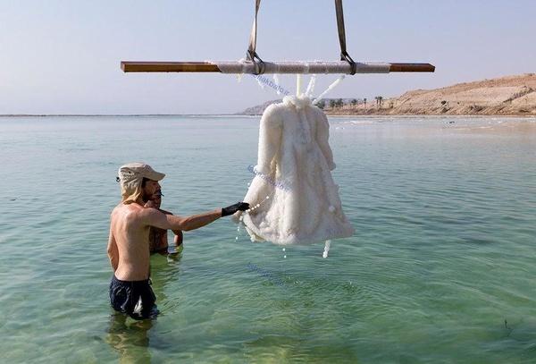 نجات تازهعروس در تالاب گلمرز ارومیه