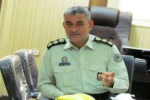 افزون بر 580 متهم در بندرعباس دستگیر شدند