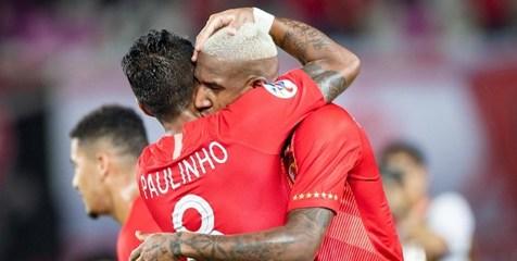 برتری گوانگژو مقابل یاران اینیستا در لیگ قهرمانان آسیا