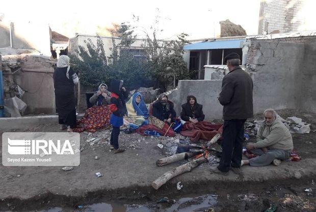 نخستین گروههای امدادی استان اردبیل به مناطق زلزله زده میانه اعزام شد