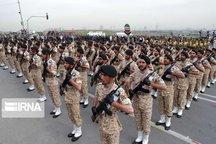 رژه نیروهای مسلح استان در خرمآباد برگزار میشود