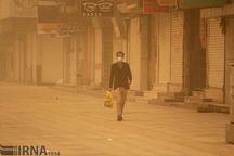 احتمال کاهش دید به دلیل وزش باد شدید و خیزش گردوخاک در تهران پیشبینی میشود