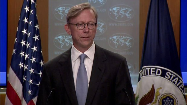 برایان هوک رفت/ الیوت آبرامز نماینده ویژه آمریکا در امور ایران شد