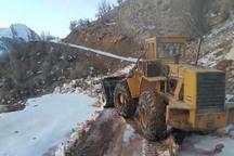 10 راه عشایری در شهرستان اندیکا مرمت شد