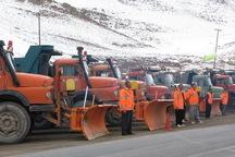 149 تیم راهداری در جاده های کرمانشاه آماده خدمات رسانی هستند