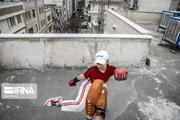 دانش آموزان در دوران قرنطینه از ورزش غافل نشوند