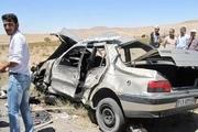 برخورد خودروی پژو با کامیون در دهلران یک کشته برجا داشت