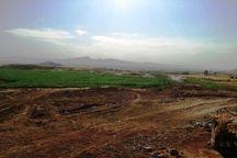 اراضی کشاورزی یکپارچه میشوند