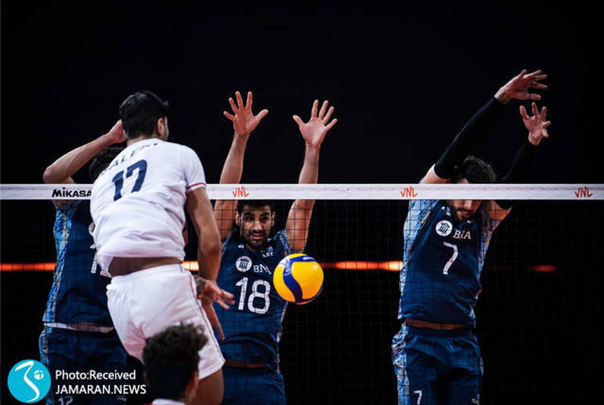 ایران در ایتالیا دو رقمی شد؛ شروع و پایان با باخت!+ عکس و آمار