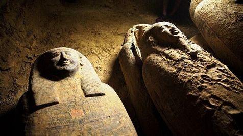 اولین کشفیات پساکرونایی در مصر؛ 13 مومیایی