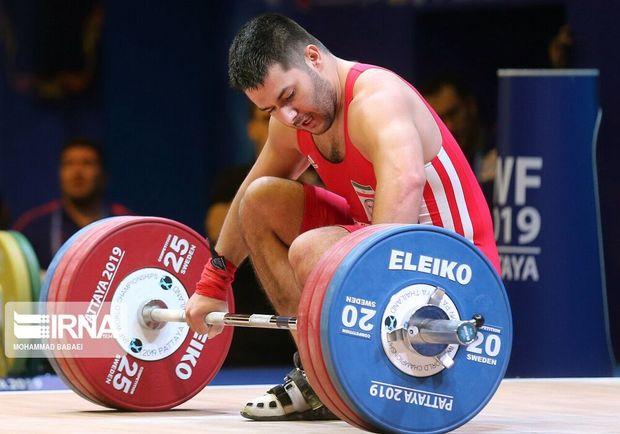 تلاش وزنهبردار ارومیهای برای کسب سهمیه المپیک ۲۰۲۰ توکیو