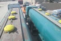 32 هزار لیتر سوخت قاچاق در سراوان کشف شد