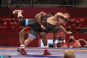 نتایج فرنگیکاران ایران در المپیک توکیو  نجاتی حذف شد؛ میرزازاده به شانس مجدد رفت+عکس و ویدیو